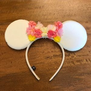 ASOS Disney Minnie Mouse Flower Ears Aliceband
